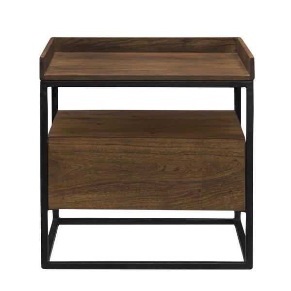 Hughey Tray Table by Brayden Studio