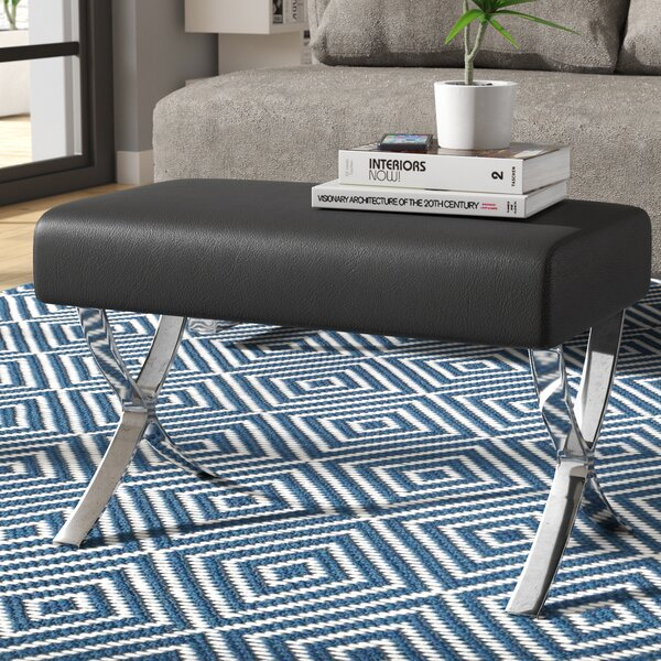 Gosnell Ottoman by Wade Logan