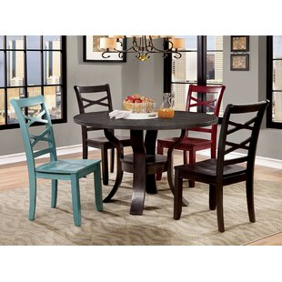 Gaener 5 Piece Dining Set By Red Barrel Studio