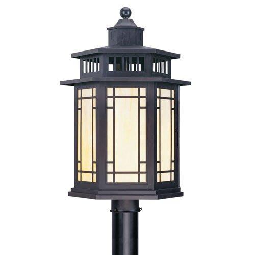 Outdoor 1-Light Lantern Head by Bloomsbury Market