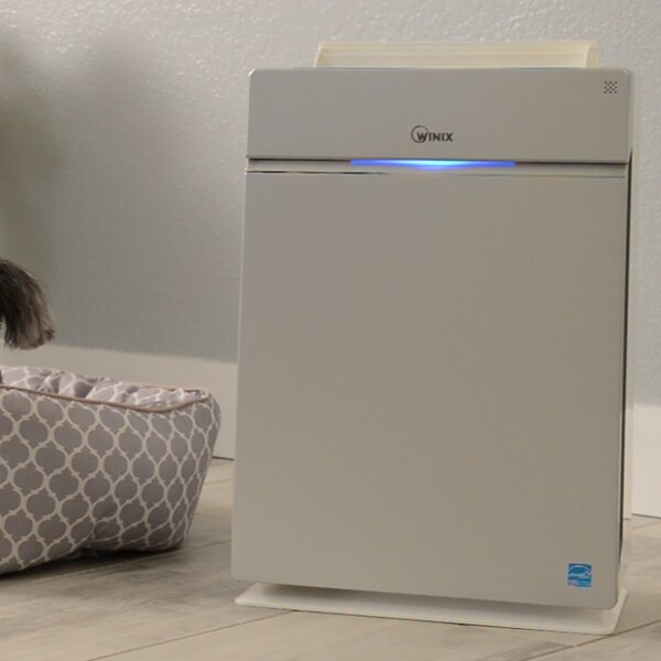 HR1000 Room True HEPA WiFi Enabled Air Purifier by
