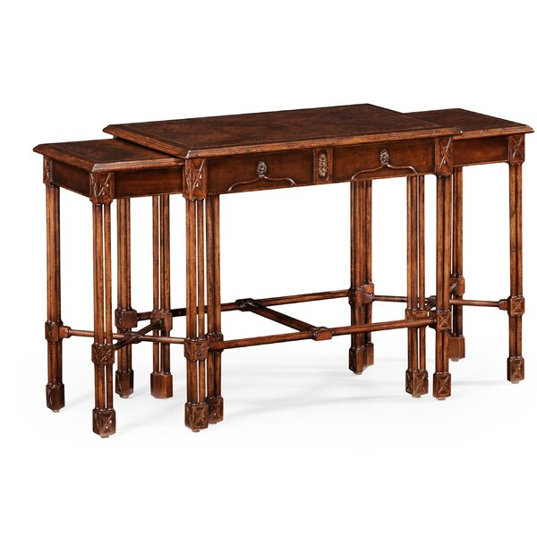 Tribeca 2 Piece Coffee Table Set By Jonathan Charles Fine Furniture