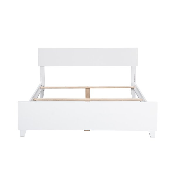 Wasilewski Panel Bed by Viv + Rae