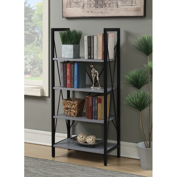 Edwin Standard Bookcase by Zipcode Design