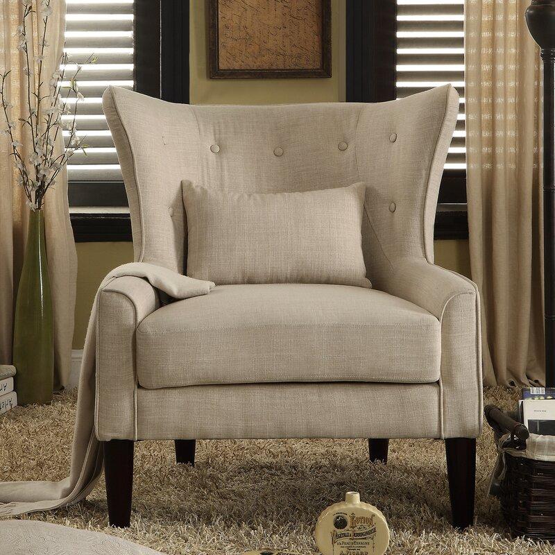 Millett Wingback Chair Amp Reviews Joss Amp Main