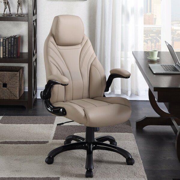 GQFMerch Executive Chair by Latitude Run