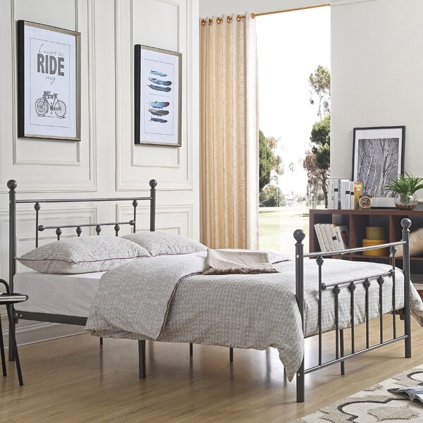 Besaw Platform Bed by Zipcode Design