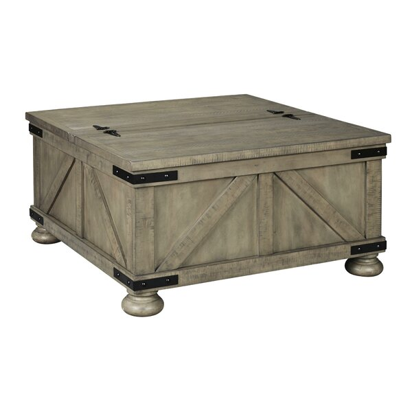Vicdan Lift Top Coffee Table With Storage By August Grove