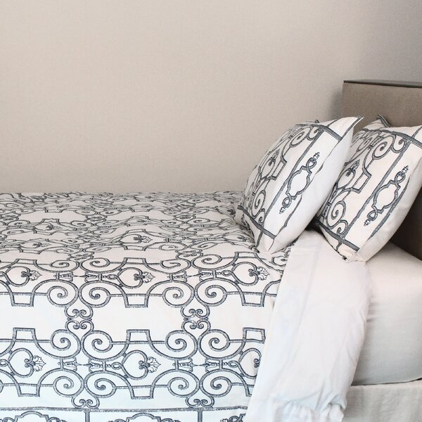 Iron Gate Duvet Cover Set
