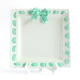 Square Serving Platter byPrissy Plates