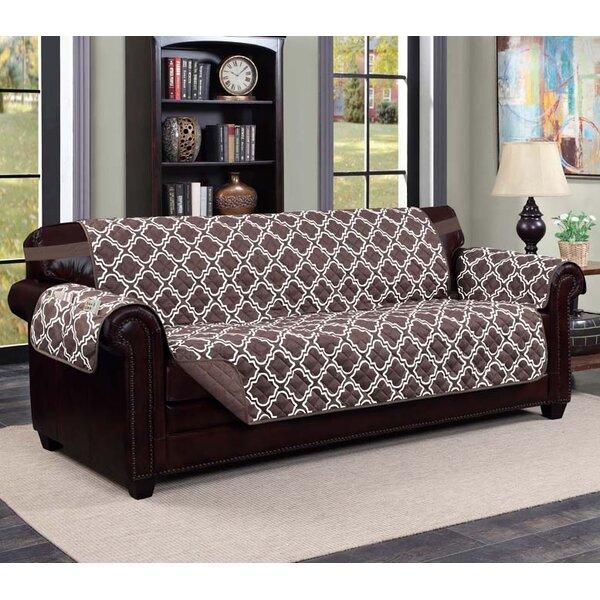 Macy Box Cushion Sofa Slipcover by Kashi Home
