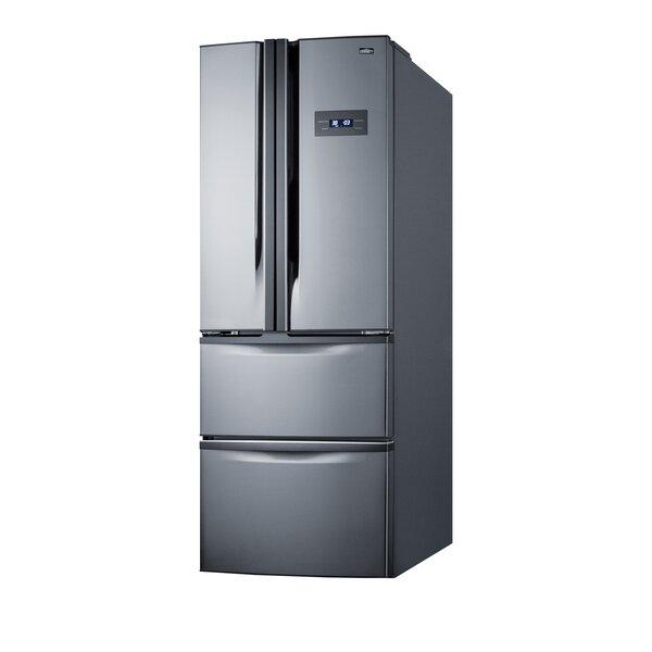 27 Energy Star Counter Depth French Door 13.7 cu. ft. Refrigerator