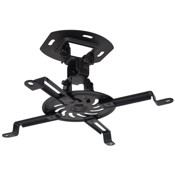 Universal Adjustable Black Ceiling Projector / Projection Mount Extending Arms by Vivo