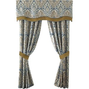 Captain's Quarters Curtain Panels (Set of 2)