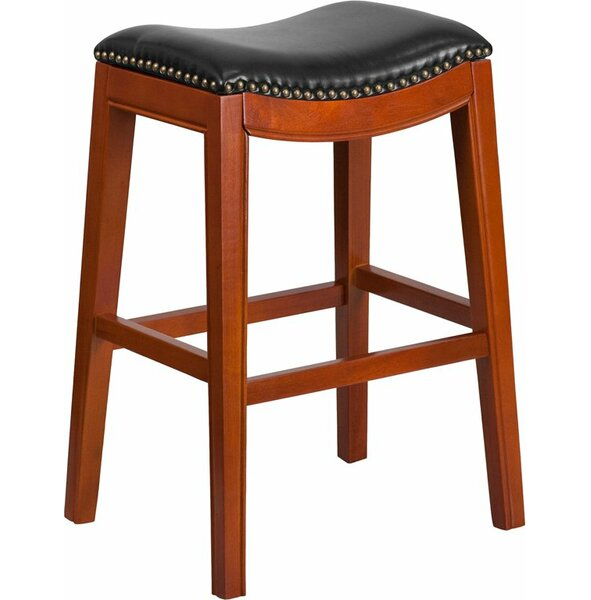 Jenkin 30'' Backless Bar Stool by Charlton Home