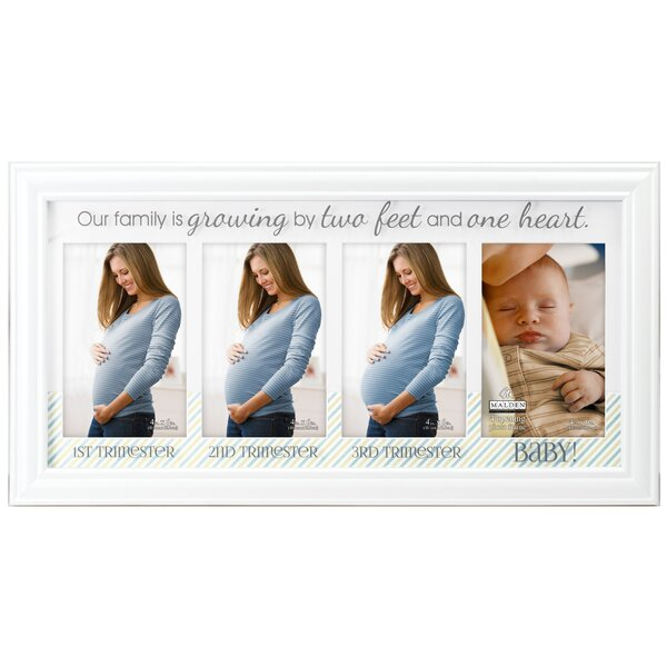 Our Family is Growing Picture Frame by Malden