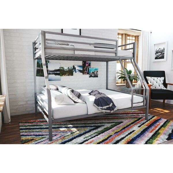 Maxwell Twin Over Full Bunk Bed By Novogratz by Novogratz Today Only Sale