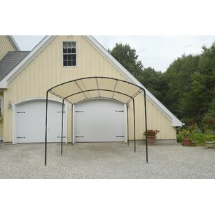 Carports, Car Shelters & Portable Garages You\'ll Love | Wayfair