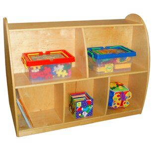 Two Sided Arch 30 Bookcase by A  Child Supply