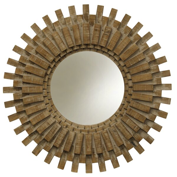 Banford Sunburst Wall Accent Mirror by Bloomsbury Market