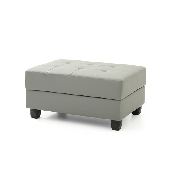 Muttontown Storage Ottoman by Alcott Hill