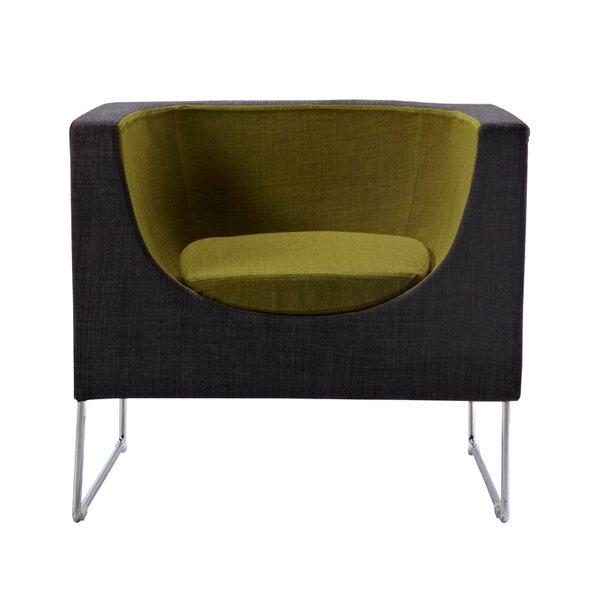 Joseph Barrel Chair by Wade Logan