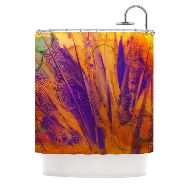 Together by Malia Shields Shower Curtain by East Urban Home
