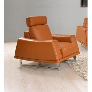 Ordinaire Leather Armchair