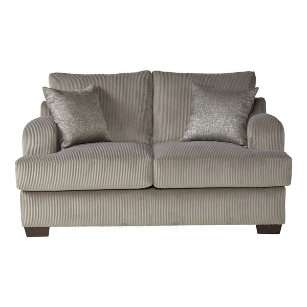 Handler Loveseat by Alcott Hill
