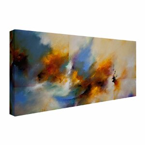 'Serenade' by CH Studios Painting Print on Wrapped Canvas by Trademark Fine Art