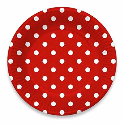 LolliZ Paper Plate (Set of 12) by CUL Distributors