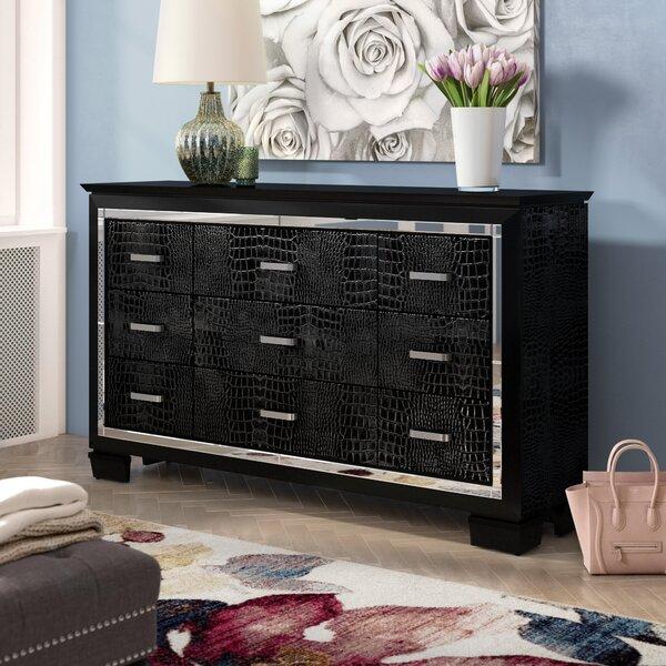Ibrahim 9 Drawer Dresser by Willa Arlo Interiors