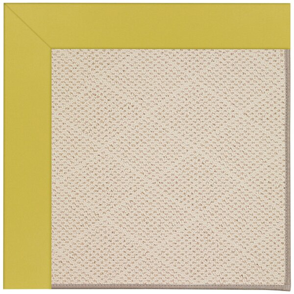Lisle Light Beige Indoor/Outdoor Area Rug by Longshore Tides