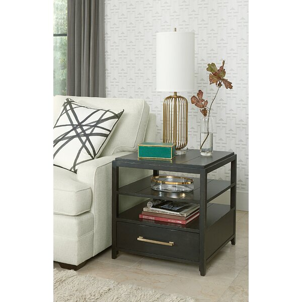 Gumbranch End Table With Storage By Gracie Oaks