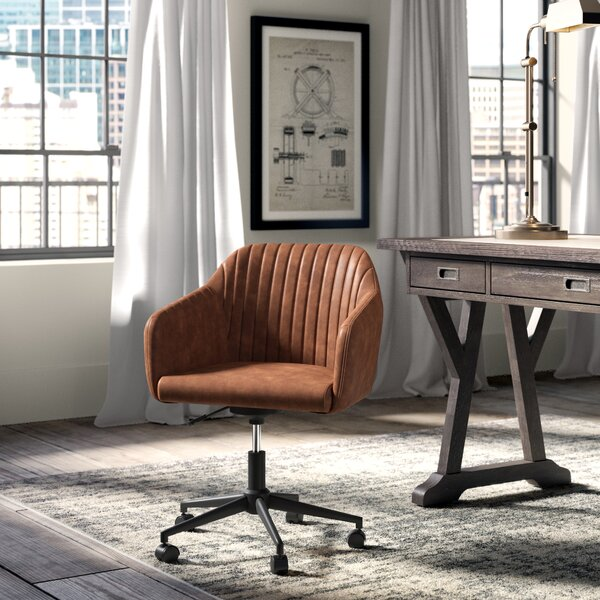Mid-Back Executive Chair by Greyleigh
