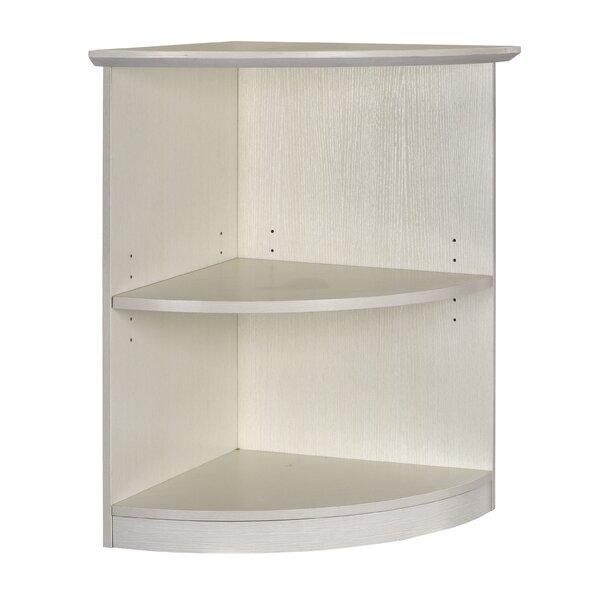 Medina Series Corner Bookcase by Mayline Group