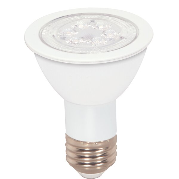 30W Equivalent Amber E26 LED Spotlight Light Bulb by Satco