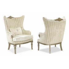 Vaughan Wing back Chair by Ital Art Design