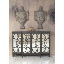 Gabriella Mirrored Credenza by Sarreid Ltd