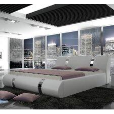 Duke Modern European Kingsize Storage Platform Bed by Orren Ellis