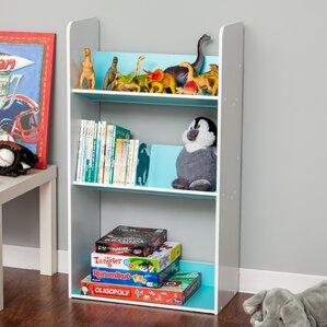 Kids Bookcases Youll Love Wayfair - Wall bookshelves for kids