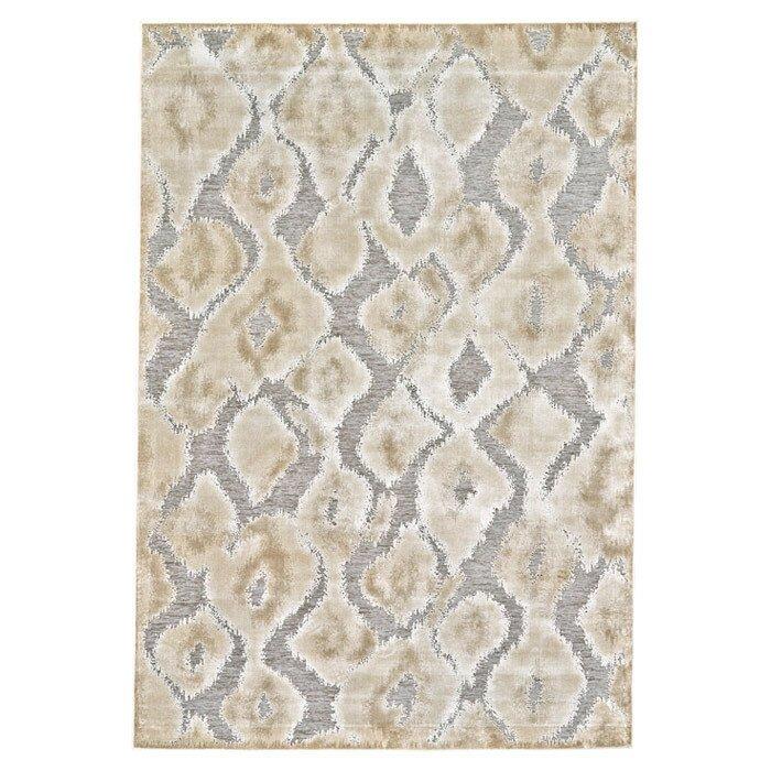 World menagerie ledesma pewter gray area rug amp reviews wayfair
