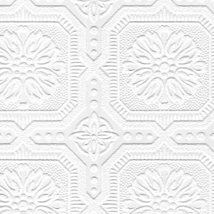 Flora 33 39 x 20 5 damask 3d embossed wallpaper reviews for Embossed wallpaper