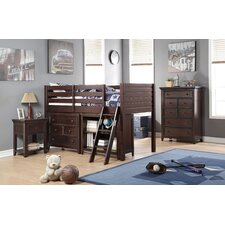Lacey Loft 2 Piece Bedroom Set by ACME Furniture