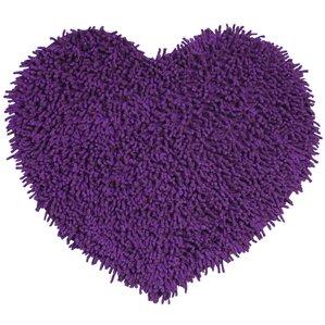Shagadelic Hand Loomed Purple Area Rug