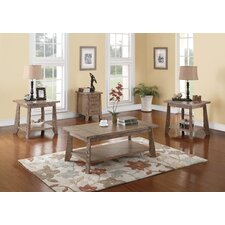 Porte Crayon Coffee Table Set by Loon Peak