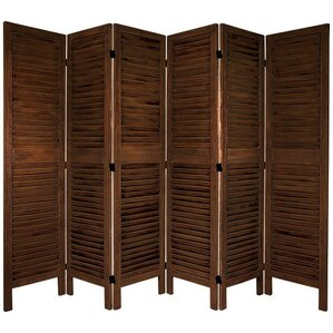 solid wood room dividers you'll love | wayfair