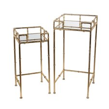 Waltham Cross 2 Piece Nesting Plant Stand by Mercer41
