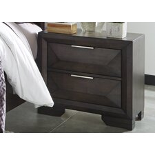 Callimont 2 Drawer Nightstand by Latitude Run