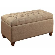 Saylors Upholstered Storage Bedroom Bench by Red Barrel Studio
